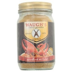 Waugh's Curry Powder 3.52Oz (100g) - Choice of all curry cuisine -Product of UK - Since 1979 - Curry Powder Rice