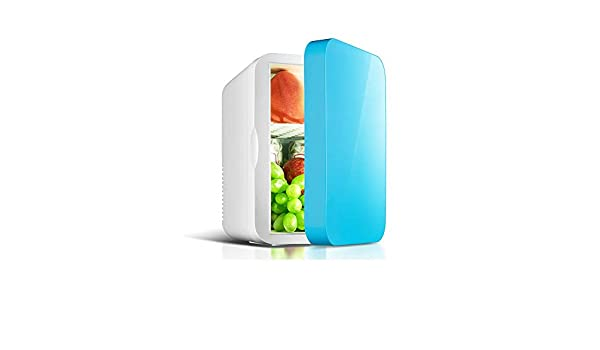 Amazon.es: Refrigerador Pequeño 6L. Mini Refrigerador Para Auto ...