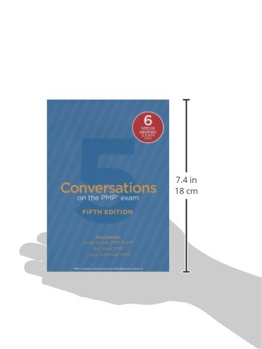 Conversations on the PMP Exam: How to Pass on Your First Try: Fifth Edition by Velociteach