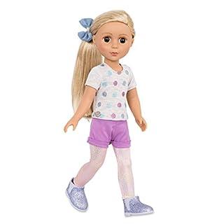 "Glitter Girls Dolls by Battat - Amy Lu 14"" Poseable Fashion Doll - Dolls for Girls Age 3 & Up"