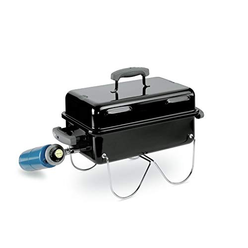 Cosmos eStore Small Portable Gas Grill Camping Outdoor Garden Cooking Barbecue Picnic BBQ by Cosmos eStore