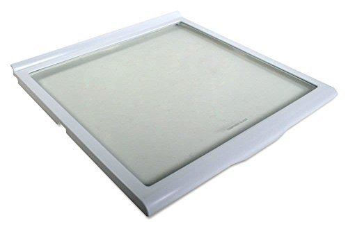Whirlpool W10141748 Refrigerator Slide-Out Glass Shelf Genuine Original Equipment Manufacturer (OEM) -