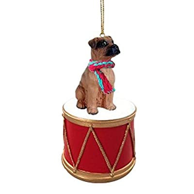Conversation-Concepts-Drum-Ornament-Boxer-Dog-Tawny-with-UNcropped-Ears