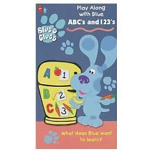 Blues Clues ABCs, 123s And More DVD Collection DVD