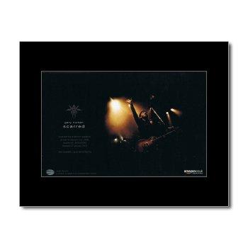 Price comparison product image Music Ad World GARY NUMAN - Scarred Mini Poster - 21x13.5cm