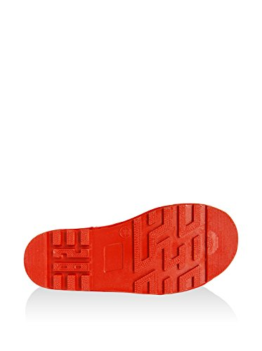 Bottes de pluie pour Fille DISNEY DM000210-B4643 RED-BLACK