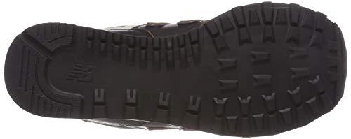 Balance 574v2Sneaker Uomo Neroblack New Black L35Aj4qR