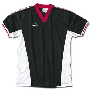 UPC 760138337316, Diadora Parma Jersey BLK/RED