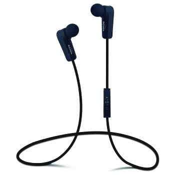 BEYUTION Wireless Bluetooth 4.0 Stereo Earbuds Bluetooth Headphones, Black