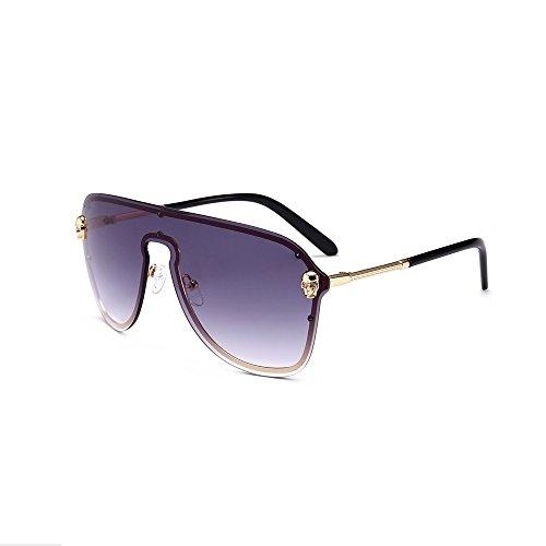 la gafas las del sol rodean de de caja sola una grandes de hombres de XIAPENGLos gafas cráneo la C3 pieza protector de lente de q7AEzff