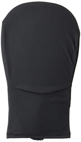 Black Man Halloween Mask (Morphsuits Morphmask Original, Black, One)