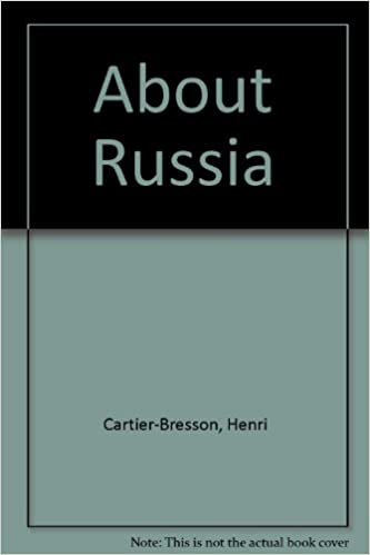 About russia photographs henri cartier bresson 9780500540190 about russia photographs henri cartier bresson 9780500540190 amazon books fandeluxe Images