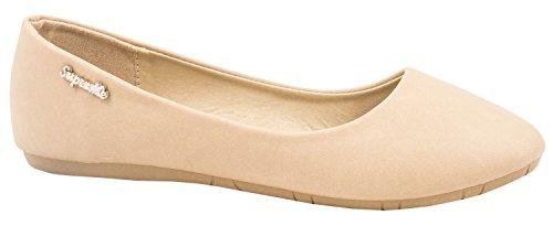 Beige Mujer Zapatillas Elara Elara Zapatillas xwqP08W