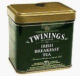 - Twinings of London Loose Irish Breakfast Tea, 3.53 Ounce Tin