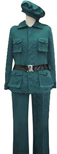 APH Axis Power Hetalia Hungary Uniform Cosplay Costume Customize Cosplay Costume -