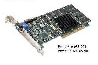 STB Systems 16MB AGP Computer Video Card ()