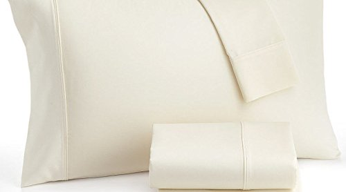 MASON COLLECTION KING SHEET SET 800 TC THREAD COUNT FINE LINENS IVORY Pillow Mason Collection
