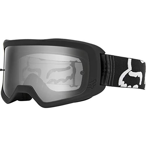 Fox Main Ii Race Goggle - Motorradbrillen, Black