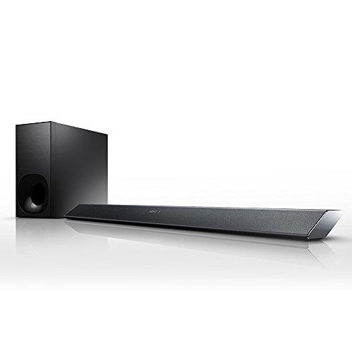 Sony Barra de sonido de 2.1 canales con Bluetooth/ NFC/ 3 HDMI