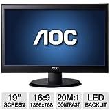 AOC e950Swn 19″ Class LED Monitor, Best Gadgets