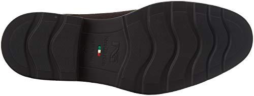 Grigio Grey Ante Asfalt 102 Loafer Nero Camo Mocassini Giardini Colorado Uomo O8zaRTw0xq