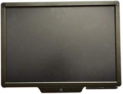YKAIEET 20インチLCDタブレット、子供用絵板、手描きボード、練習用ボード、メッセージボード、ラップトップ用デジタルライティングパッド (色 : ブラック)