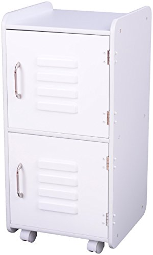 Room Locker White - KidKraft 14321 Medium Locker, White