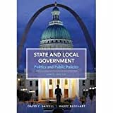 img - for State and Local Government 9th (nineth) edition book / textbook / text book