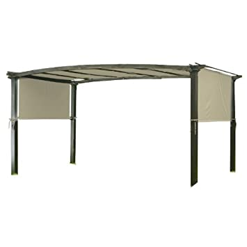 Garden Winds Universal Pergola Shade Canopy Top Cover