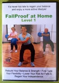 FallProof™ at Home: Level I DVD by FallProof