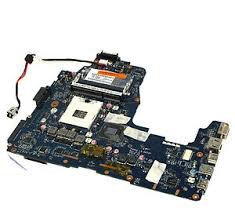 (K000128590 Toshiba Satellite P755-S5320 Intel Laptop Motherboard s989, PHQAA, LA-6832P)