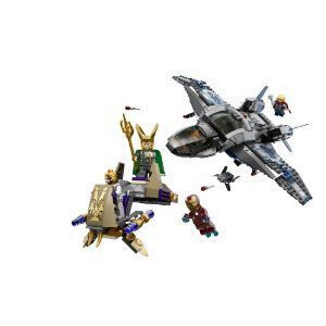 LEGO Super Heroes 6869 Quinjet Aerial Battle (Lego Avengers 2 Sets compare prices)