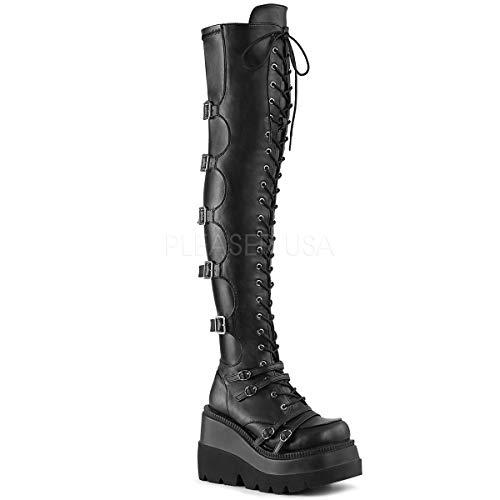Demonia Womens SHAKER-350/BVL Boots