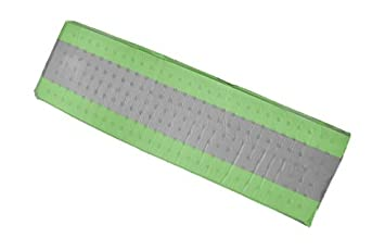 Arctic Wolf, colchoneta / esterilla / colchón aislante autohinchable, ultraligero, de color verde SY-121-04