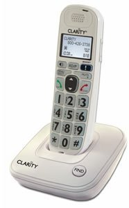 Clarity D702 Cordless Phone - DECT (D702) -