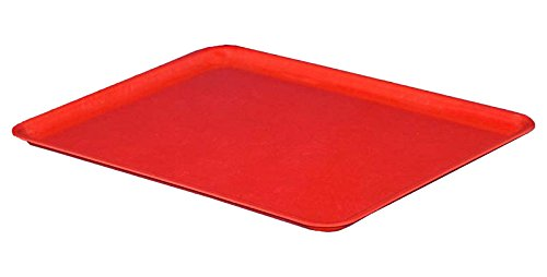 Toteline 9301185280 Lid for Nesting Container 9301085280 Glass Fiber Reinforce Plastic Composite 12.38 x 9.75 Red