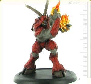 World of Warcraft Miniatures (WoW Minis): Bleakheart Hellcaller Rare [Toy]
