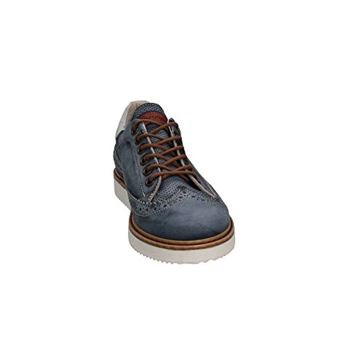 Shoes French J1sl0032 Bébé Jarret Blu Bleu qEtda