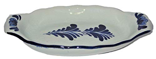 - Delft Holland Oblong 5 3/4 x 3 Inch Porcelain Trinket Dish Tray
