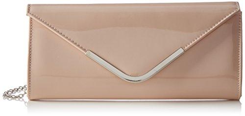 Pink Womens Pink Sabella Clutch 32489 Party Pastel Envelope Bulaggi xapfC8wnq8