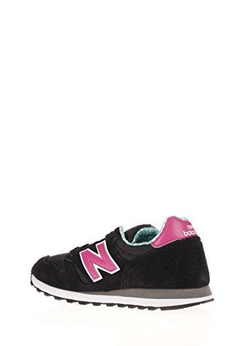 New Balance Wl373, Baskets Basses Femme Noir