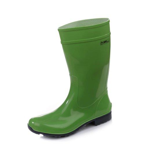 Botas de agua de mujer Bockstiegel modelo Luisa verde claro