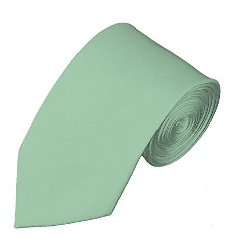 (NYFASHION101 Men's Solid Color 2.75