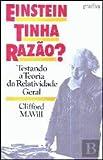 img - for Einstein Tinha Raz o? (Portuguese Edition) book / textbook / text book