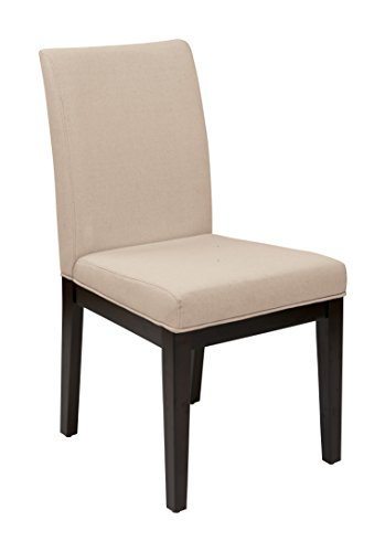 Avenue Six Upholstered Parsons Espresso Basic Facts