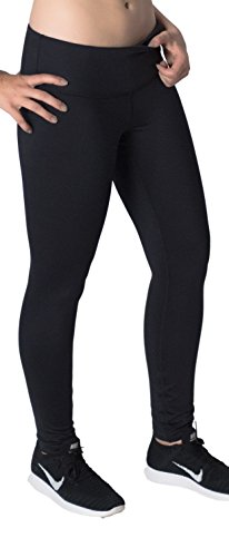 Yoga Athletic Womens Yoga Pants - Premium Leggings for Exercise or Workout (Medium)