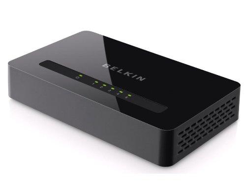 Belkin 5-Port 10/100 Network Switch