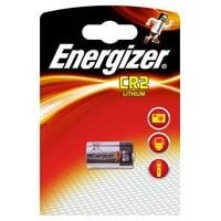 BATTERY, LITHIUM PHOTO CR2 1PK 638011 By ENERGIZER