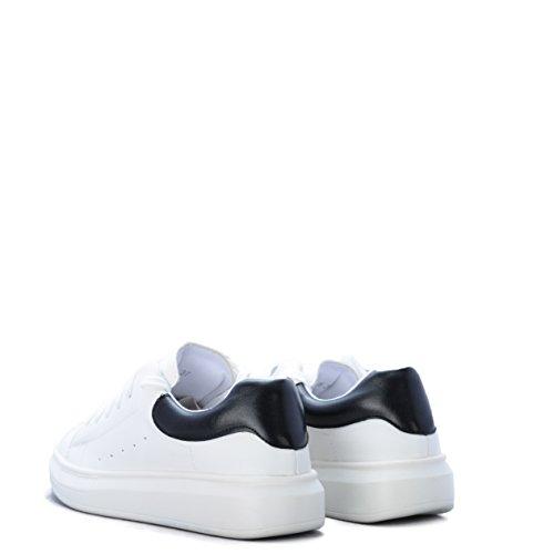 Casual Zapatillas Blancas de Rebajas Mujer xYU08qq
