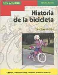 Amazon.com: HISTORIA DE LA BICICLETA (Dominie Serie